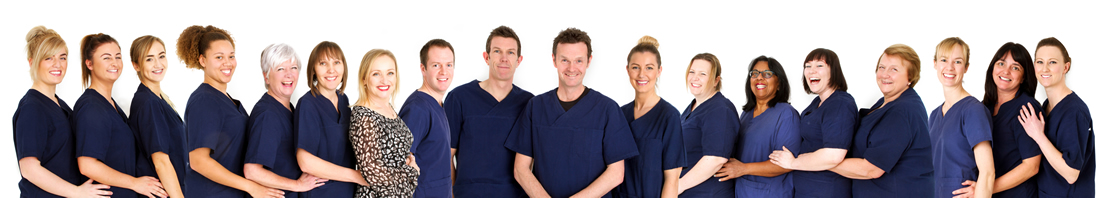 The team at Clifton Dental Care